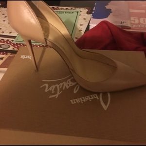 🗣STILL FOR SALE!!!!!! NUDE CHRISTIAN LOUBOUTIN